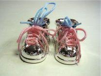 Babyschoentjes voor haarkrul en tandje, model 2