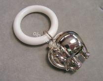 Olifant aan ring